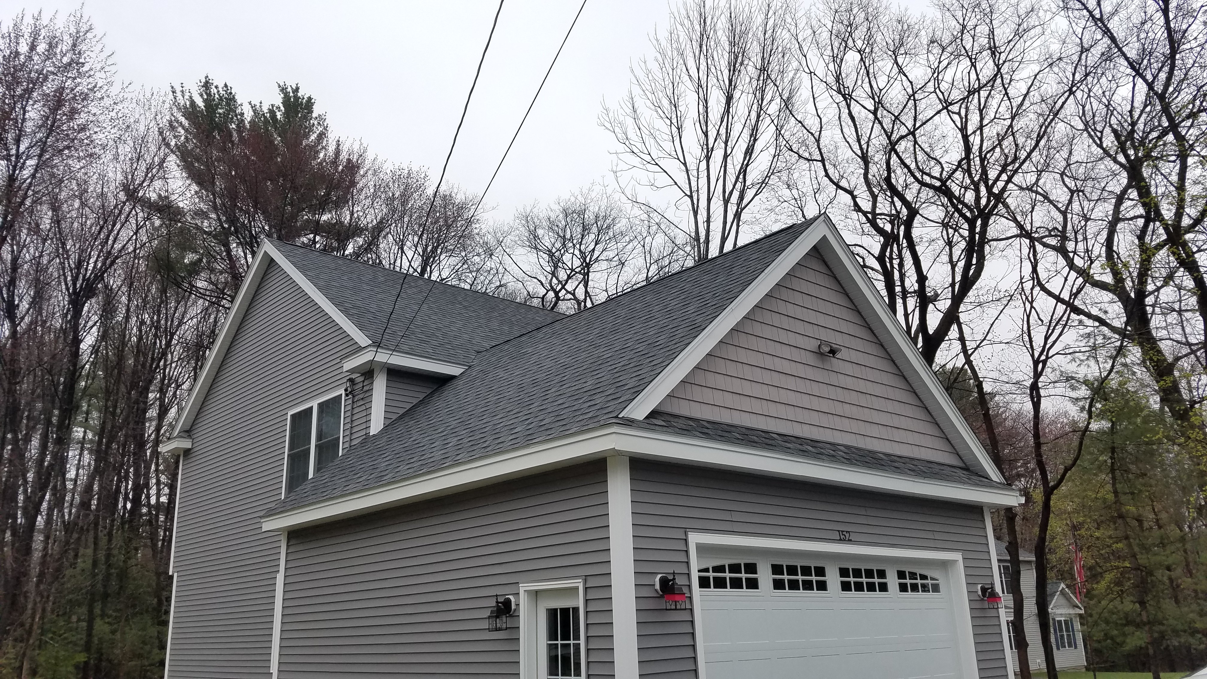 Residential Roof by ASAP Roofing NH   152 Arah St, Manchester NH