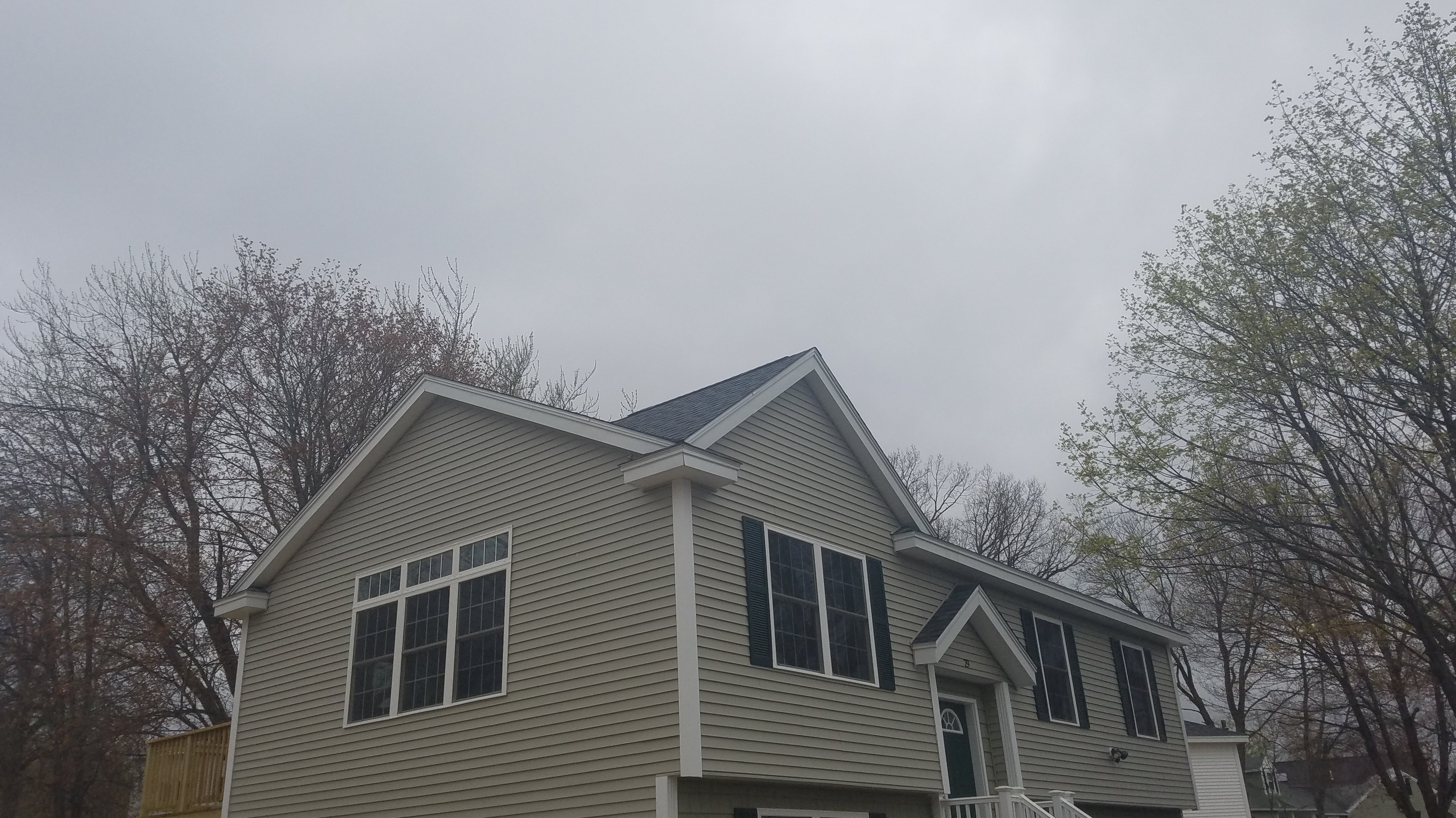 Residential Roof by A.S.A.P. Roofing NH   29 Slade Street, Manchester NH