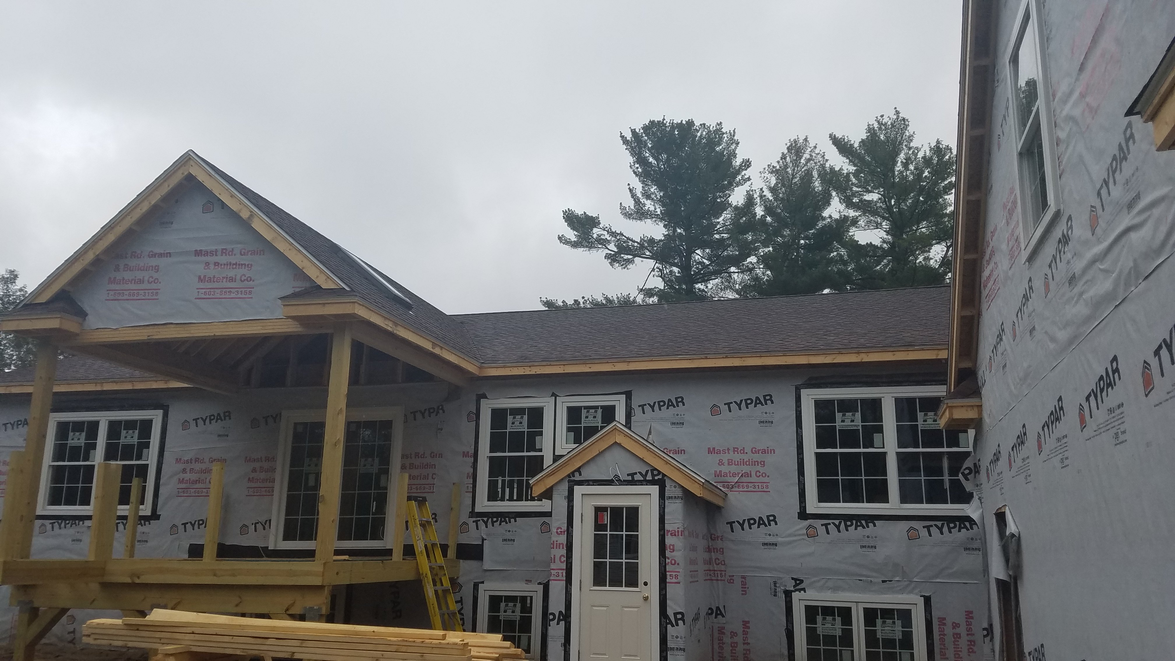 Residential Roof by A.S.A.P. Roofing NH | 383 Boynton St, Manchester, NH