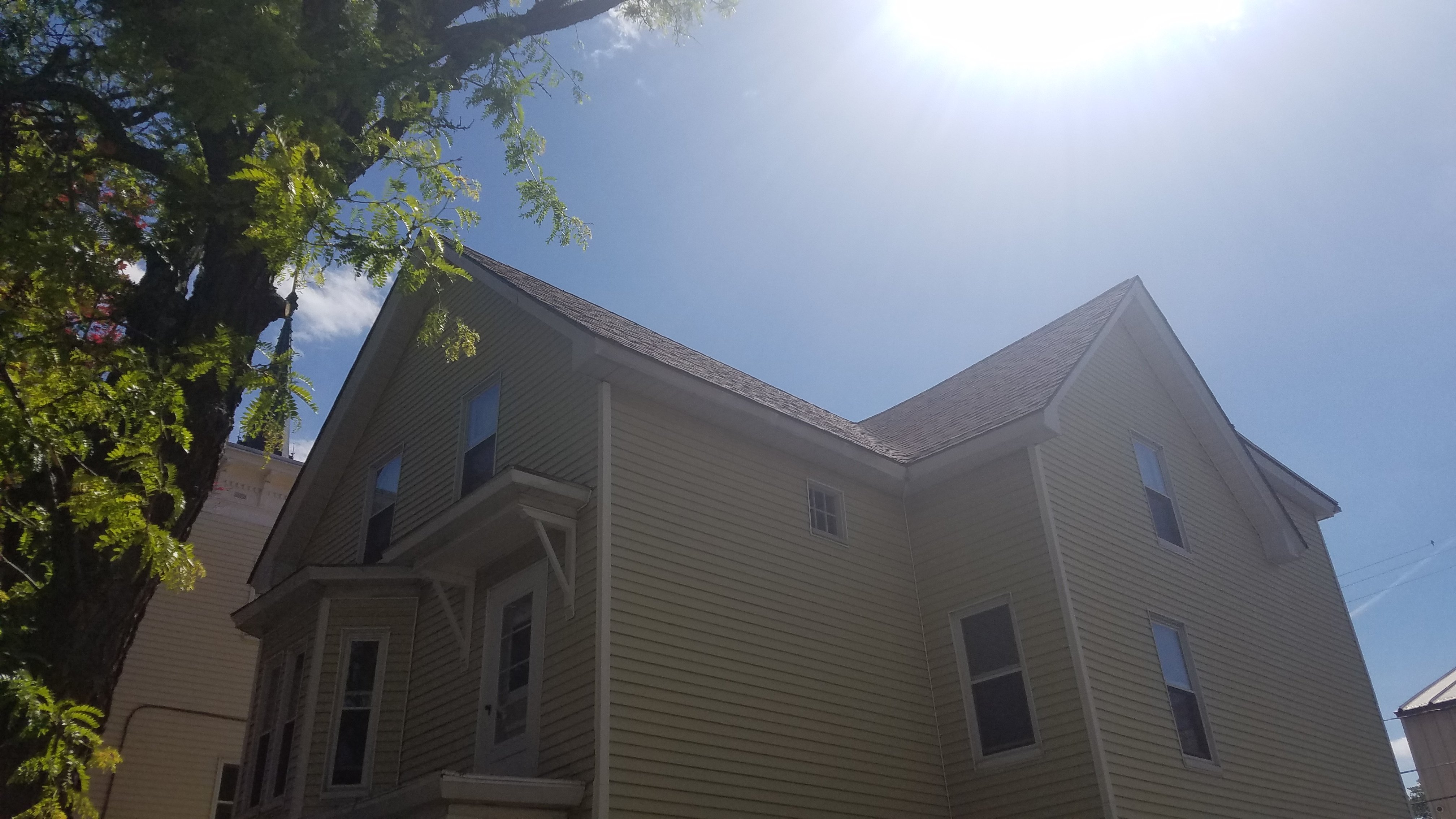 404 Notre Dame Manchester | A.S.A.P. Roofing NH