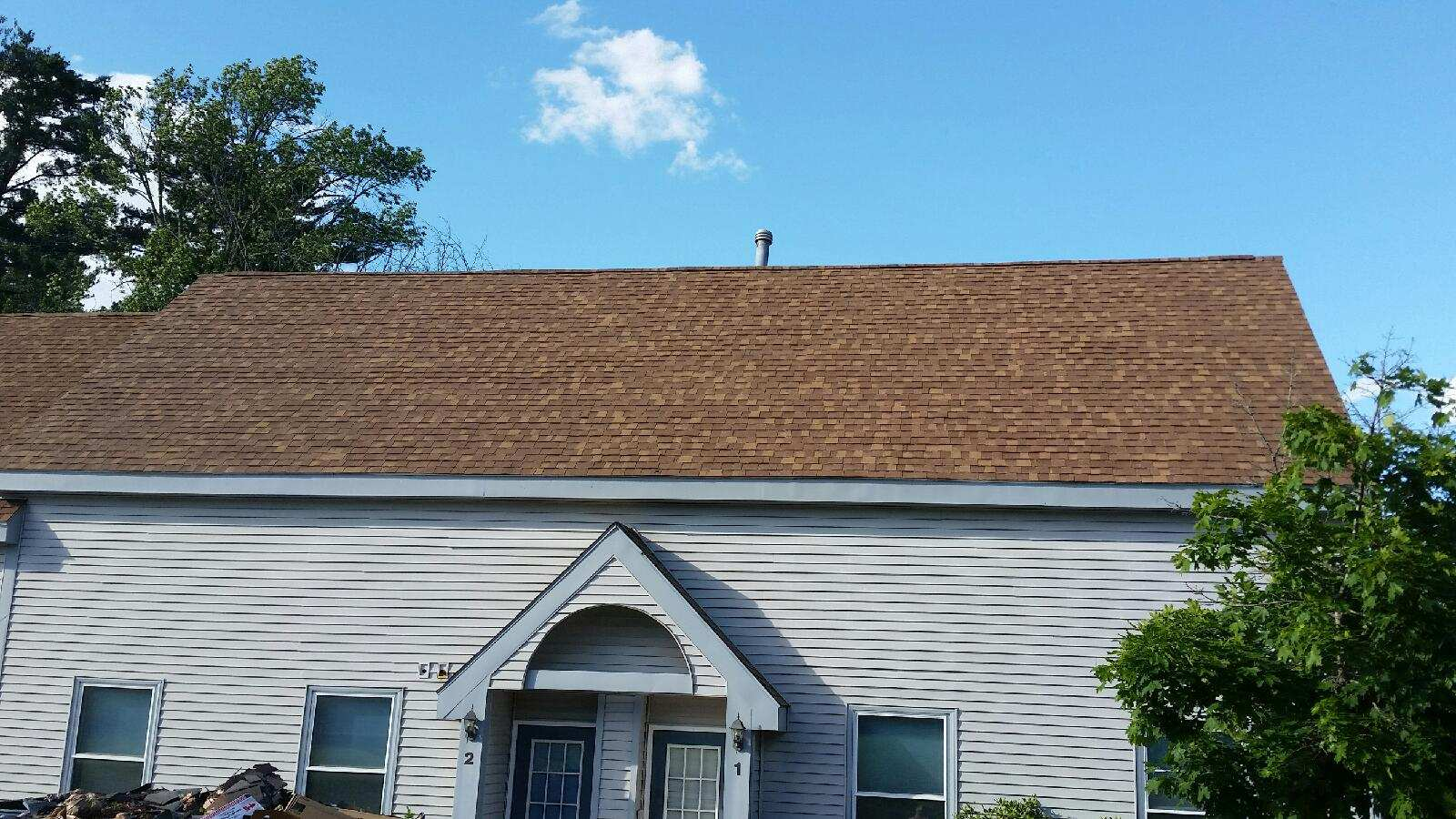 28 Daniel Plummer Rd Goffstown NH by A.S.A.P. Roofing NH