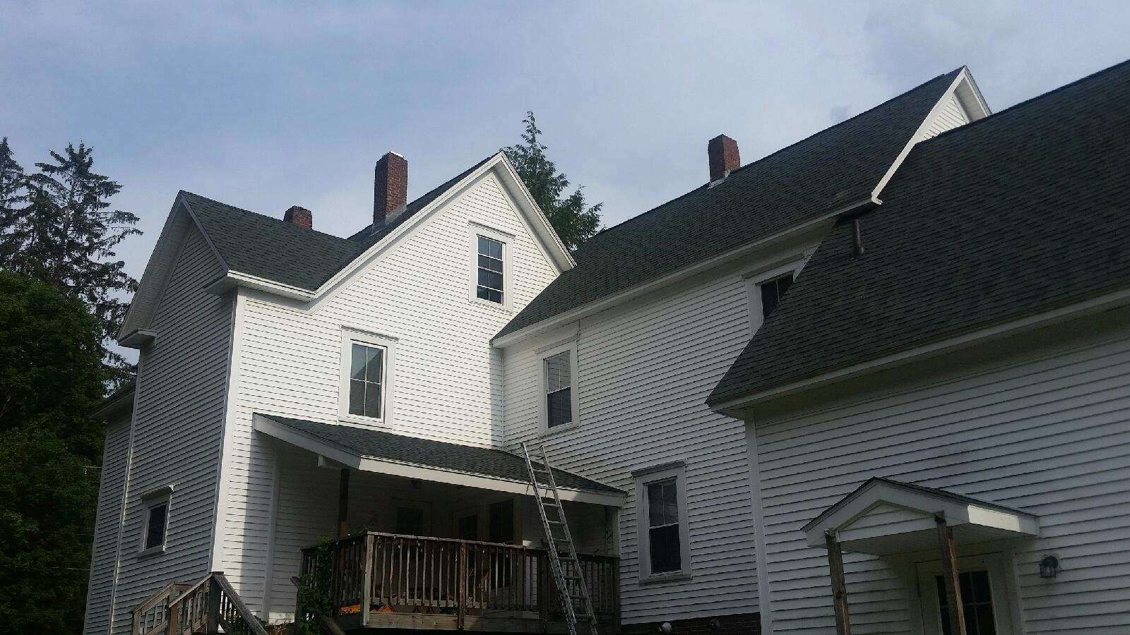 Roofing in New Hampton NH | 3 Shingle Camp Hill Rd, New Hampton NH | by A.S.A.P. Roofing NH