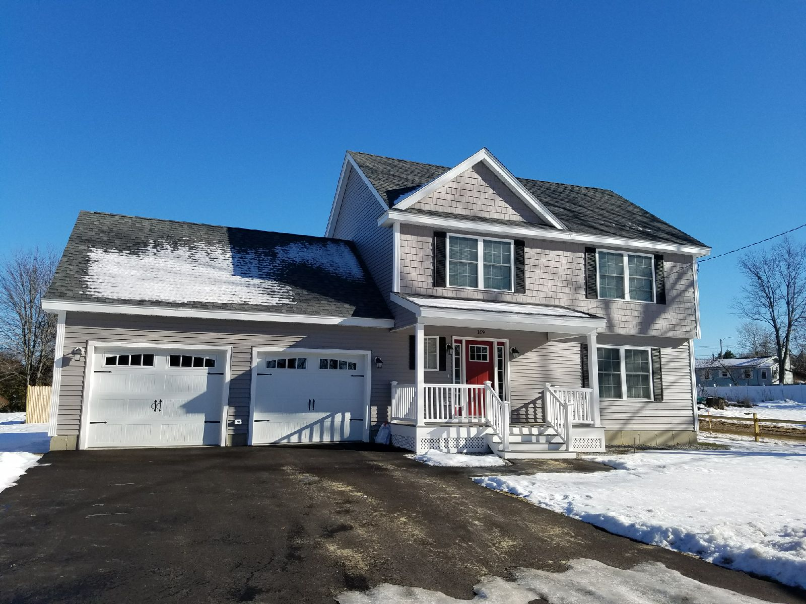 Roofing install in Manchester NH by ASAP Roofing NH
