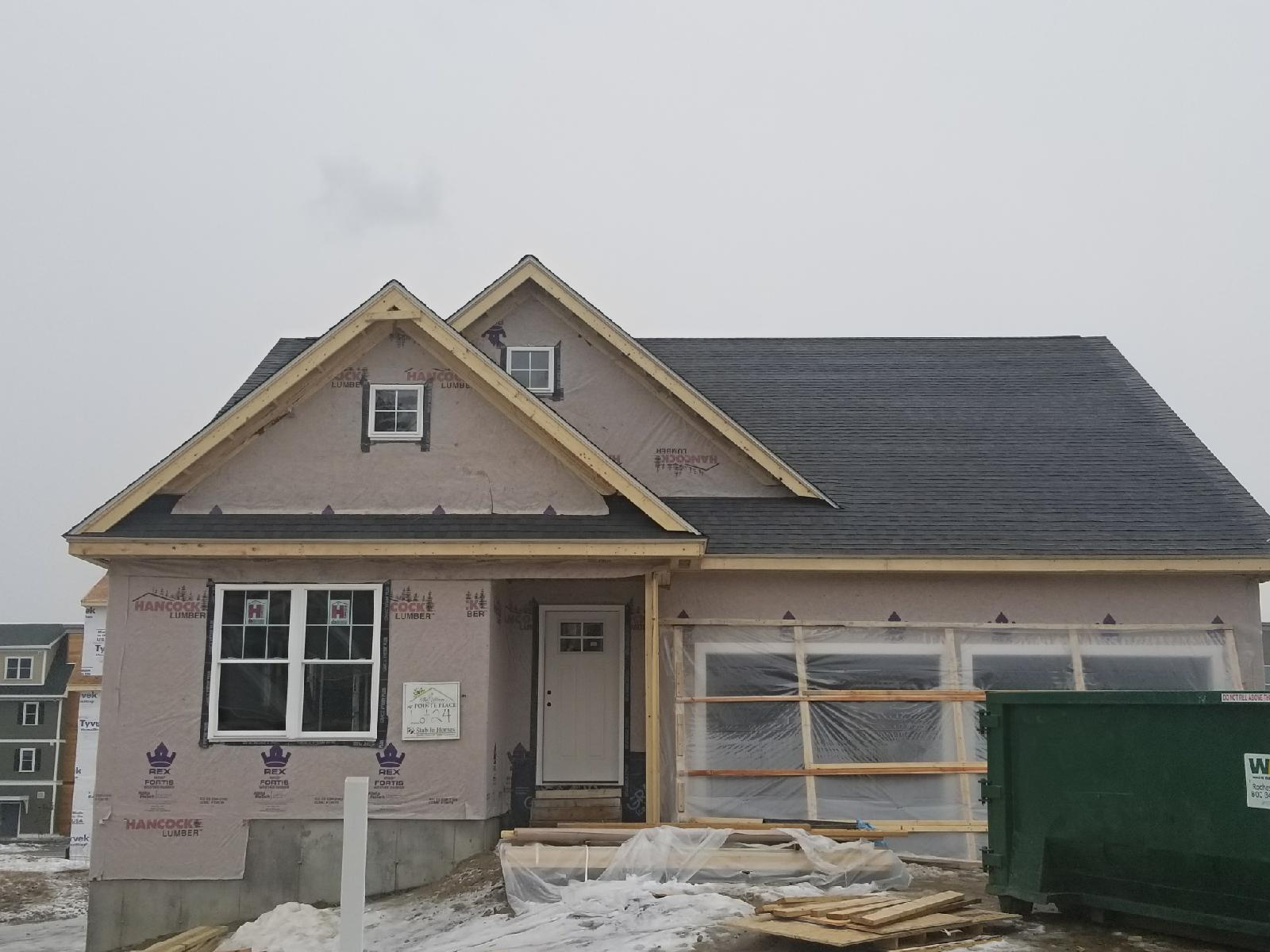 Commercial Project in Dover NH by ASAP Roofing NH