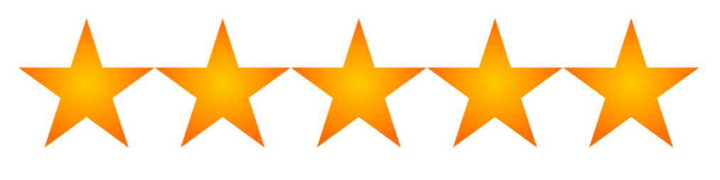"""Highly Recommend"" – 5 Star Review by Denise 