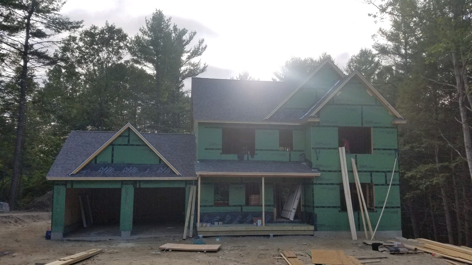 New Boston NH | Residential Roofing by ASAP Roofing NH