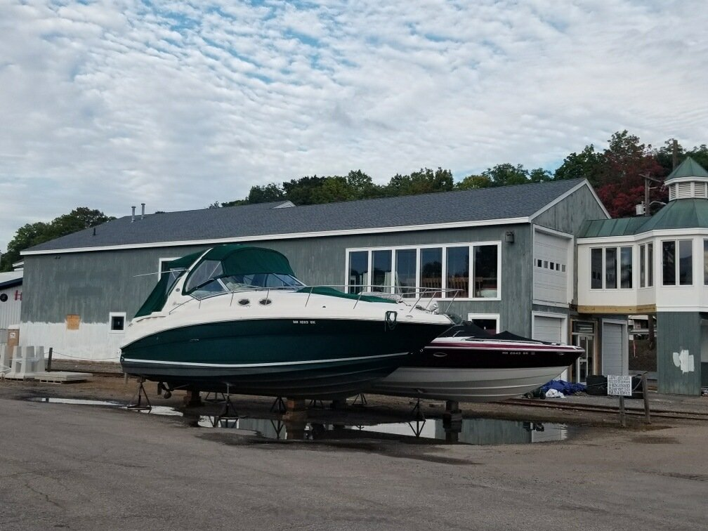 Irwins Marine in Laconia NH | Commercial Roofing by ASAP Roofing NH