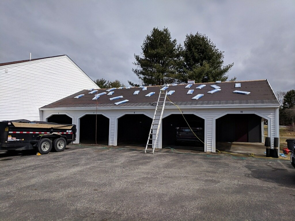 Roof Install in Concord NH | ASAP Roofing NH