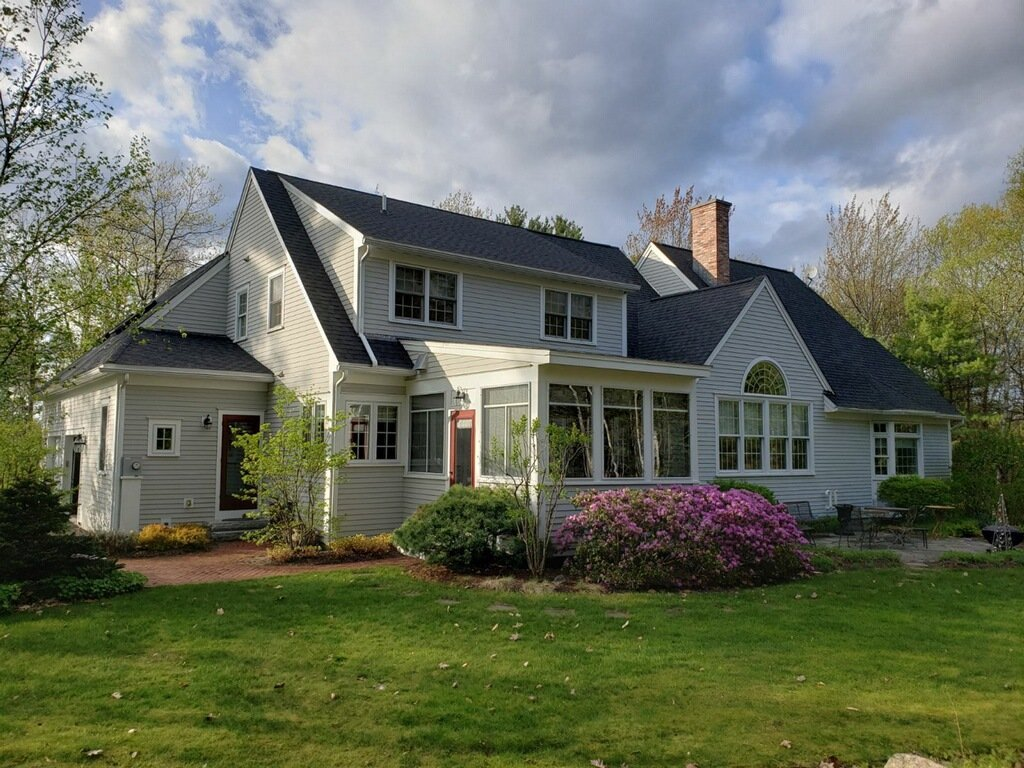 Residential Roofing in New London NH by ASAP Roofing NH