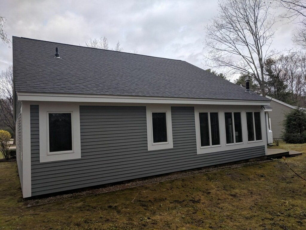 Residential Roofing in Laconia NH by ASAP Roofing NH