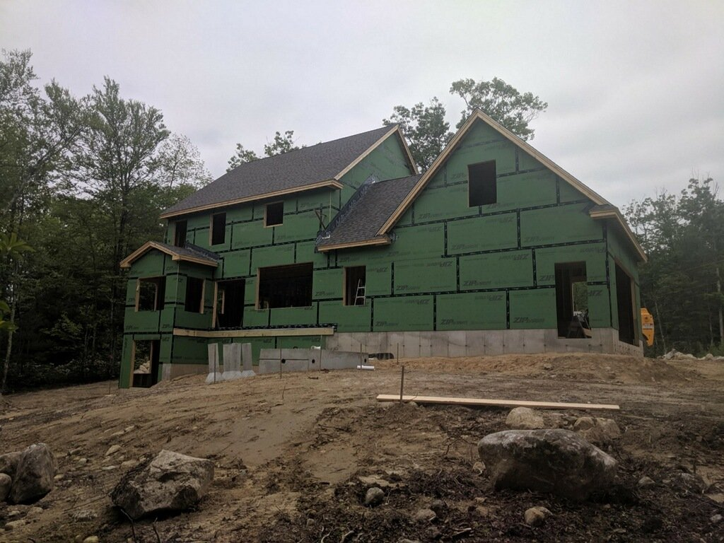 Residential Roofing in Brookline NH by ASAP Roofing NH