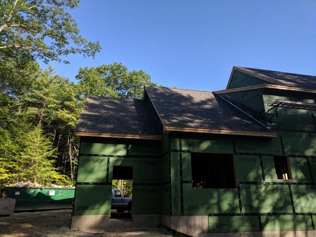 Residential Roofing in Dunbarton NH by ASAP Roofing NH