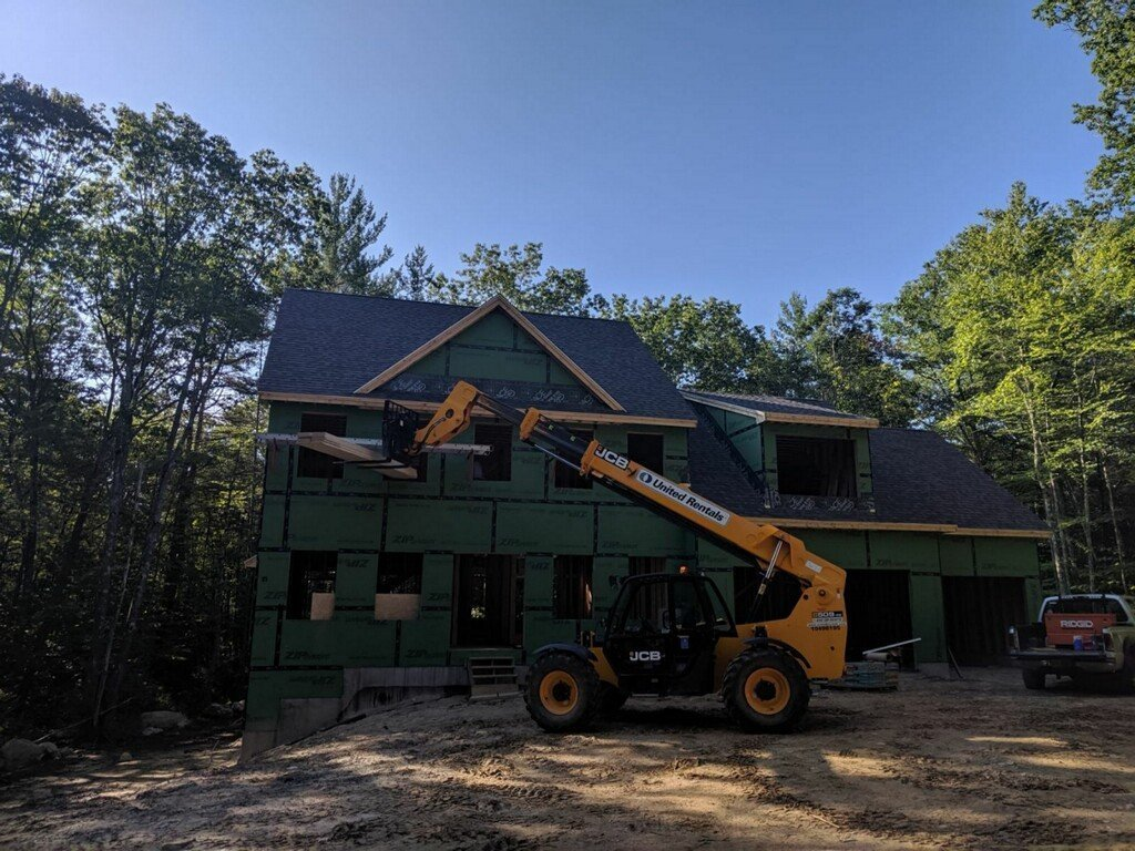 Residential Roofing in Dunbartonn NH by ASAP Roofing NH