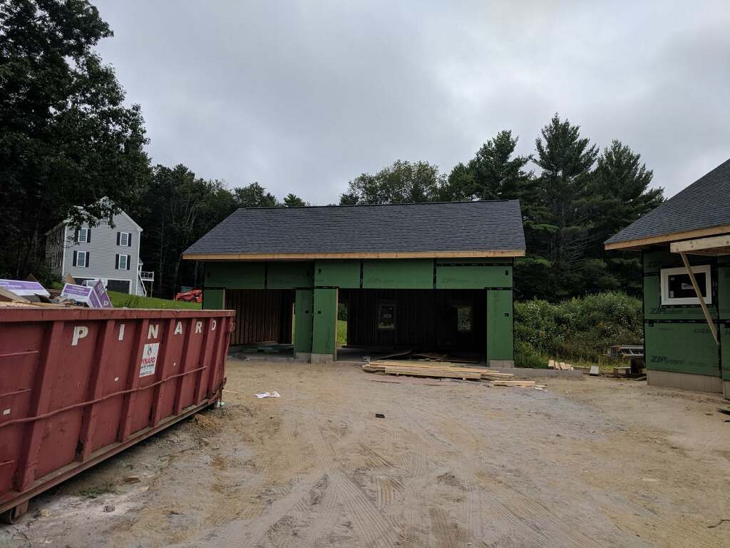 Residential Roofing in Merrimack NH by ASAP Roofing NH