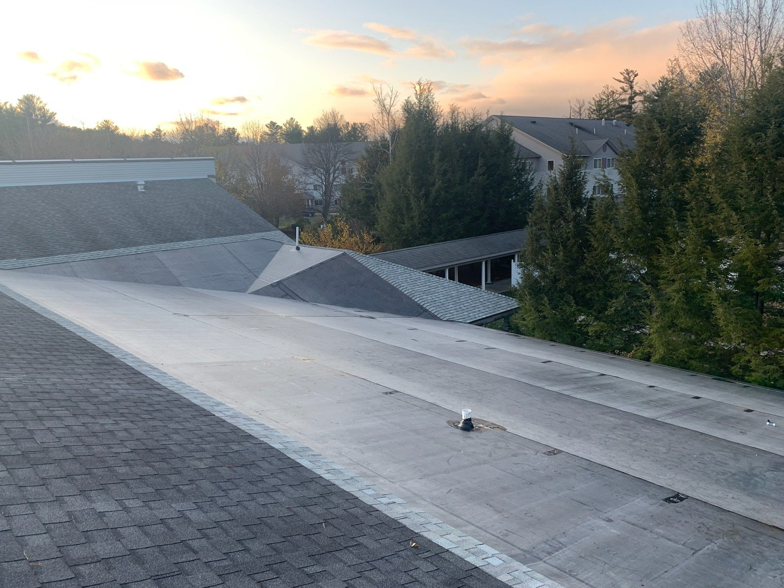 Commercial Roofing in Manchester NH by ASAP Roofing NH