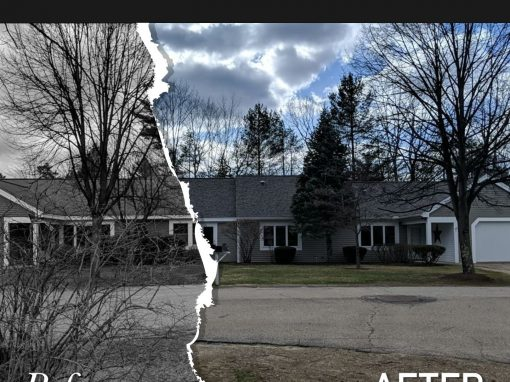 Before & After: Residential Roofing by ASAP Roofing