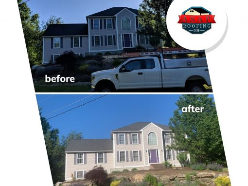 Residential Roofing in Manchester, NH
