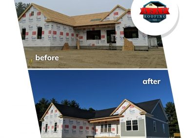 Residential Roofing in Londonderry, NH