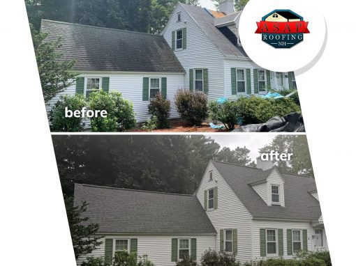Residential Roofing in Laconia NH