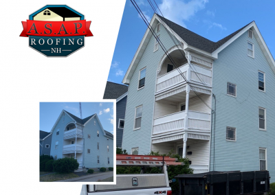Residential Roofing in Manchester NH