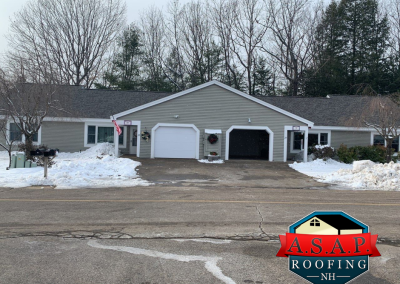 Residential Roofing on Kinsman Dr in Laconia