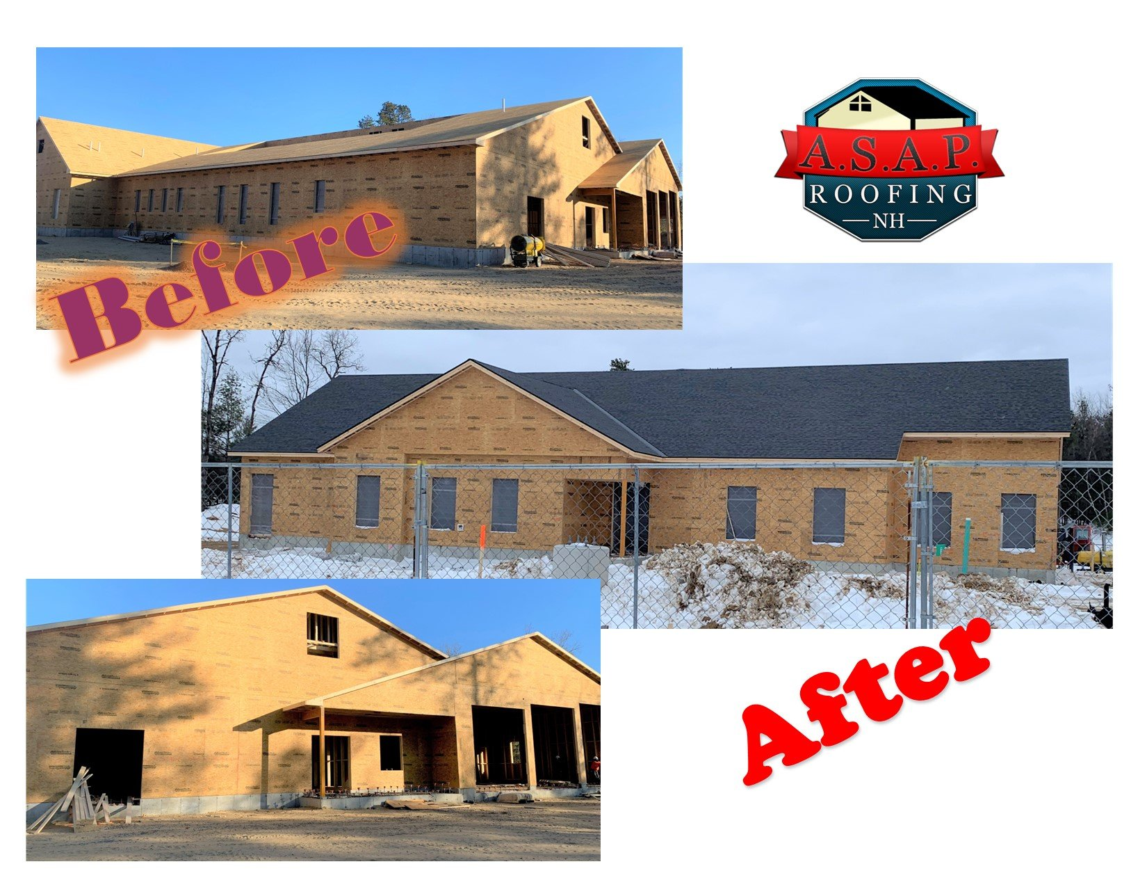 Commercial Roofing: Eastern Analytical in Concord, NH by ASAP Roofing