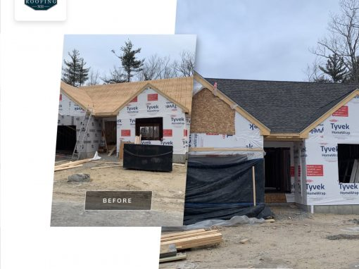 Residential Roofing New Construction in Milford NH